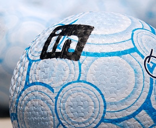 LinkedIn Kickball M by Jerry Luk via creative commons