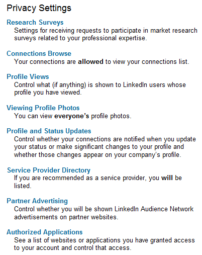 LinkedIn_Privacy_Settings