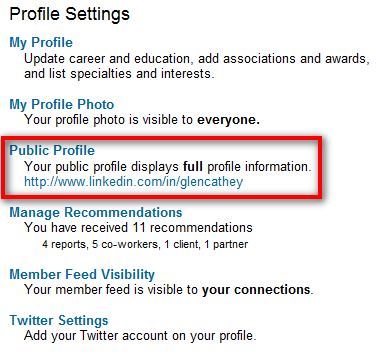 LinkedIn_Profile_Settings_Public